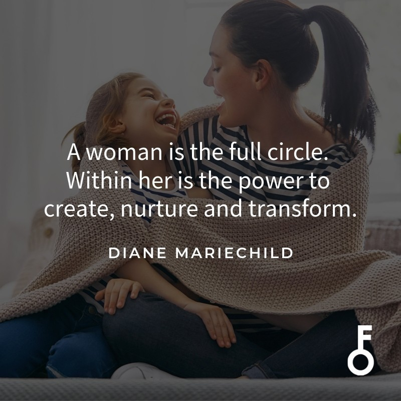 womens quote