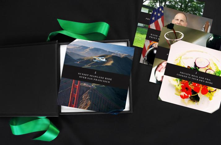 Deluxe Pick-One Gift Box: Hand-Selected Experiences in the San Francisco Bay Area