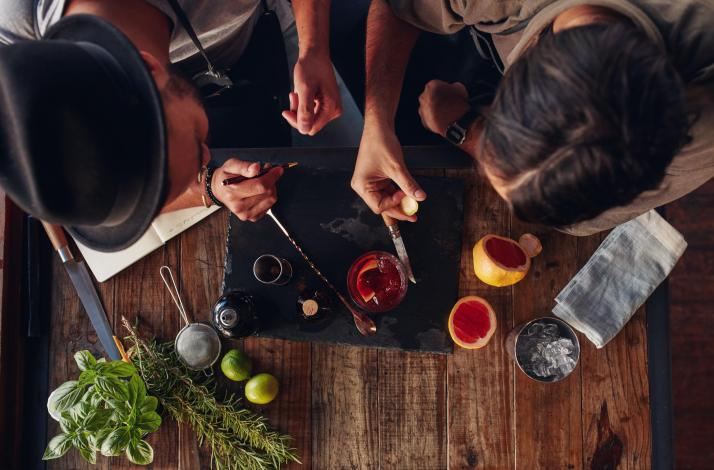 Craft Cocktail Class Taught by an Expert Mixologist: In Oakland, California