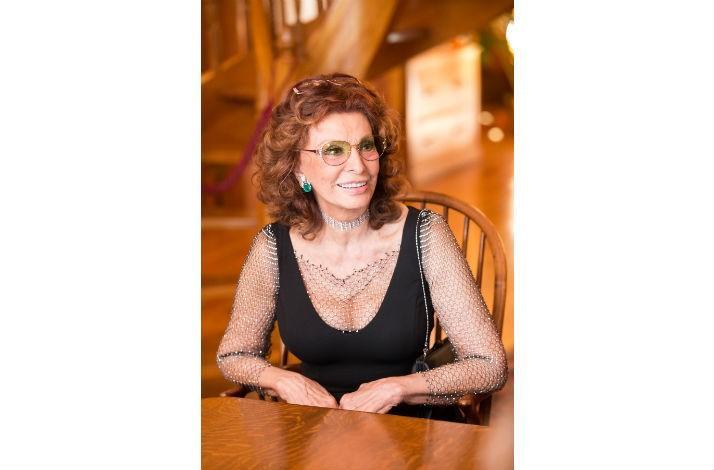 Festival Napa Valley Tribute to Margrit Mondavi with Seats at Sophia Loren's Table: In Napa, California