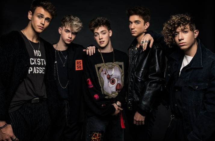 Ultimate why dont we meet and greet package studio passes photo ultimate why dont we meet and greet package studio passes photo with the band signed album in los angeles california m4hsunfo