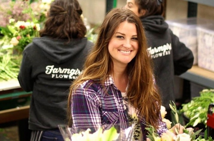 Luminary Spotlight: 12 Questions with Founder Christina Stembel of Farmgirl Flowers (1)