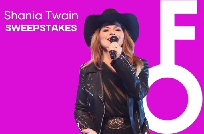 Meet Country Star Shania Twain (1)
