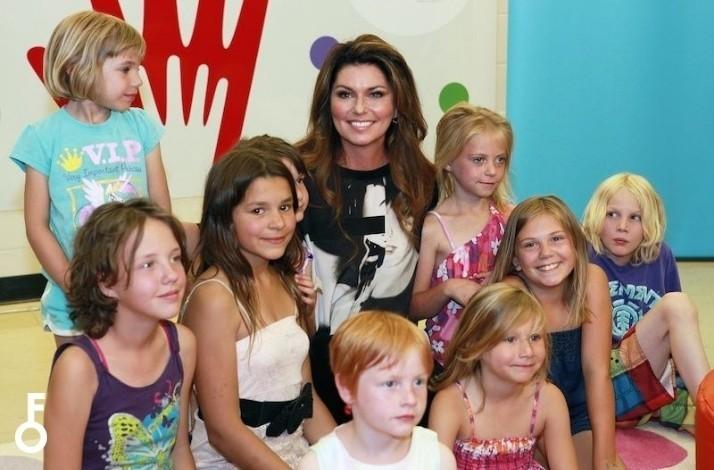Shania Kids Can Charity Spotlight (1)