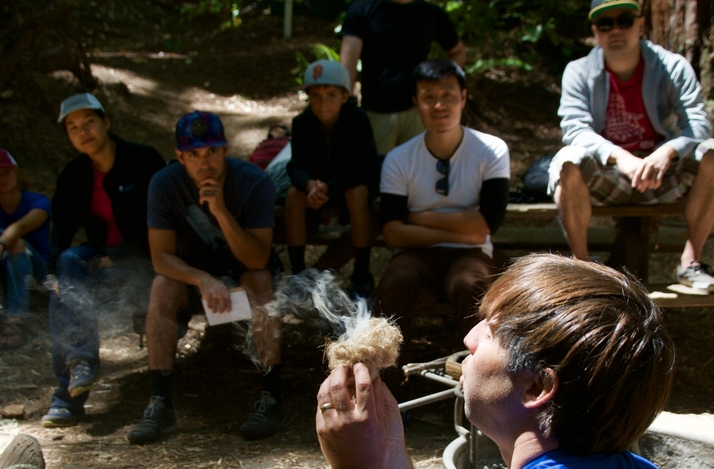 Wilderness Survival Course in the Santa Cruz Mountains with the Host of Nat Geo's 'Remote Survival': In Los Gatos, California (1)