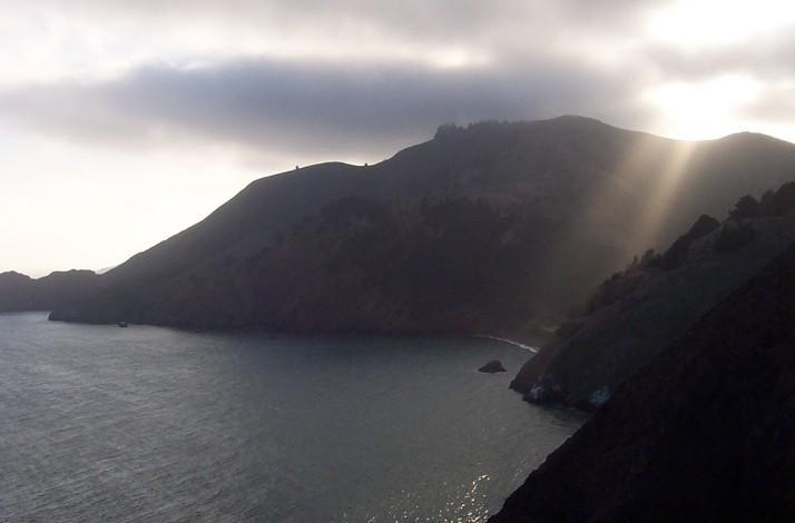 Meditation Hike Marin Headlands : In Mill Valley, California (1)