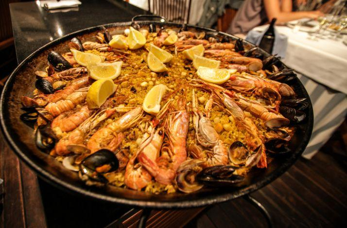 Host a Paella Party at Your Home with Marin's Top Chef Caterer: In San Rafael, California (1)