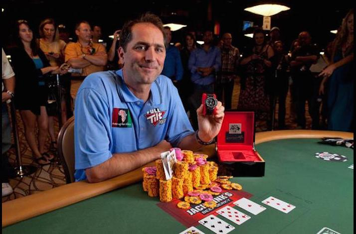 Keynote Speech from Professional Poker Player Phil Gordon: In Seattle, Washington (1)