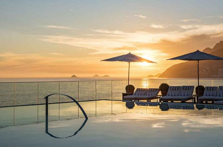 Bask in Rio's sunset from an iconic rooftop bar: In Rio de Janeiro, Brazil (1)