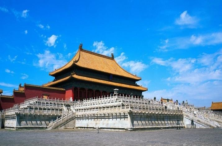Slip behind the veil and see the Forbidden City: In Beijing, China (1)