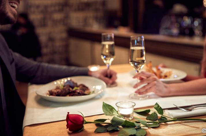 Savor A Romantic Valentine S Day Dinner By A Celebrity Chef In