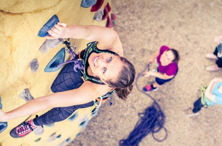 Learn the ups-and-downs of climbing at a workshop with an expert: In Berlin, Germany (1)