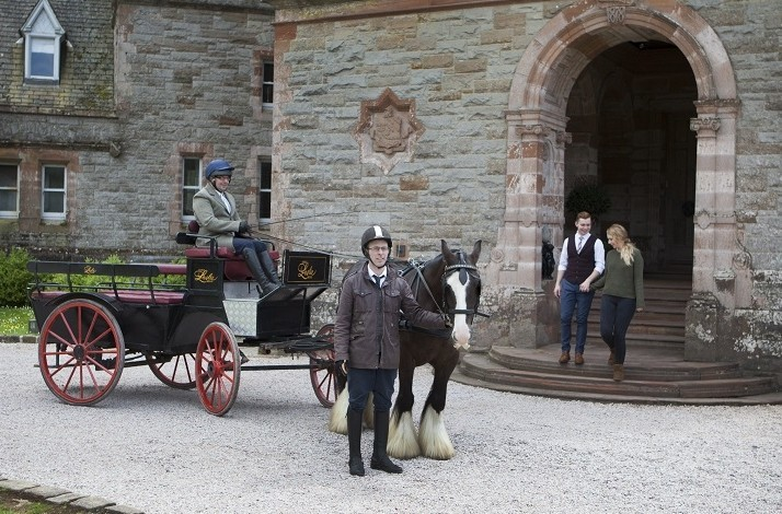 Treat the family to a royal getaway at Castle Leslie Estate: In Glaslough, Ireland (1)