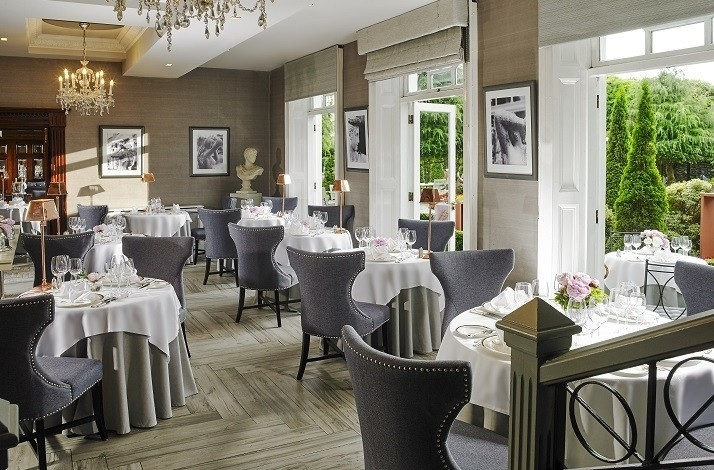 Savour an evening of wine tasting and fine food at Hayfield Manor: In Cork, Ireland (1)