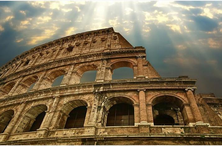 Skip the line at the Colosseum with a guided tour: In Rome, Italy (1)