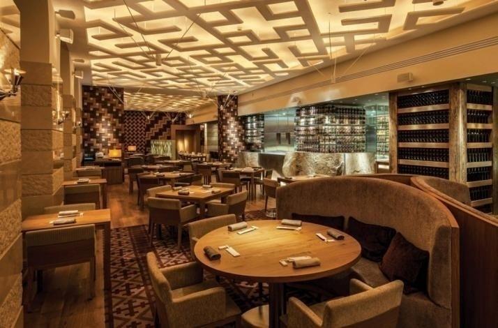 Try three cuisines of Asia in downtown Saint Petersburg: In Saint Petersburg, Russia (1)