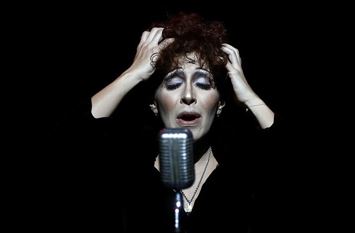 See a play about Edith Piaf and get a tour of the theater: In Madrid, Spain