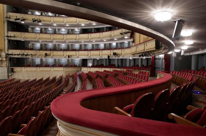 Reserve the best seats at the Teatro Real before anyone else: In