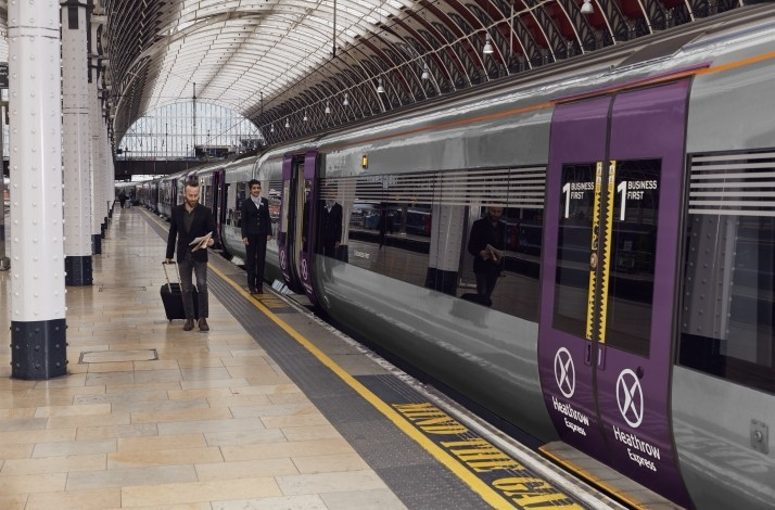 Discount airport travel with Heathrow Express: In Longford, United Kingdom (1)