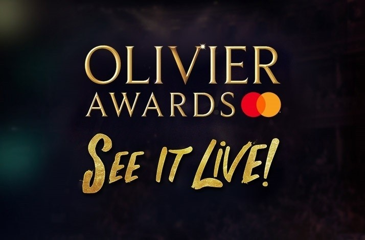 Get tickets to the Olivier Awards 2019 exclusively with Mastercard: In London, United Kingdom (1)