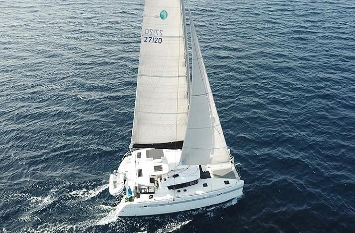 Take a private cruise around Long Beach on a luxury catamaran: In Long Beach, California (1)