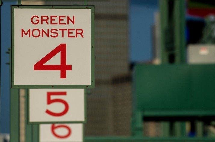 Cheer on the Boston Red Sox™ from two Green Monster™ seats: In Boston, Massachusetts (1)