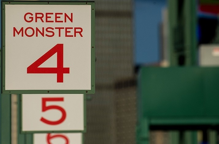 Grab two tickets to see the Boston Red Sox from the Green Monster: In Boston, Massachusetts (1)