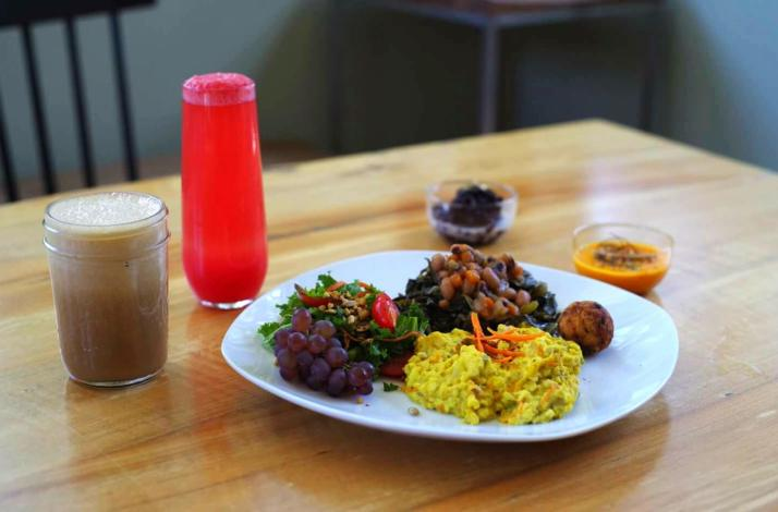 Corinth House Presents: Plant-Based Fancy Brunch: In Los Angeles, California (1)