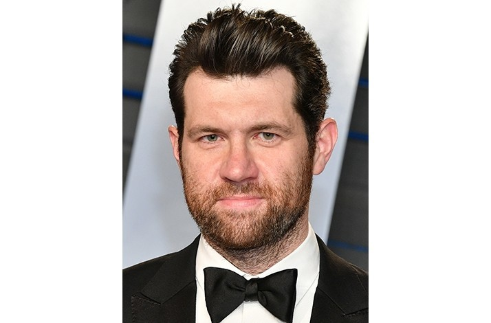 Personalized Voicemail Recording from Comedian & Actor Billy Eichner (1)