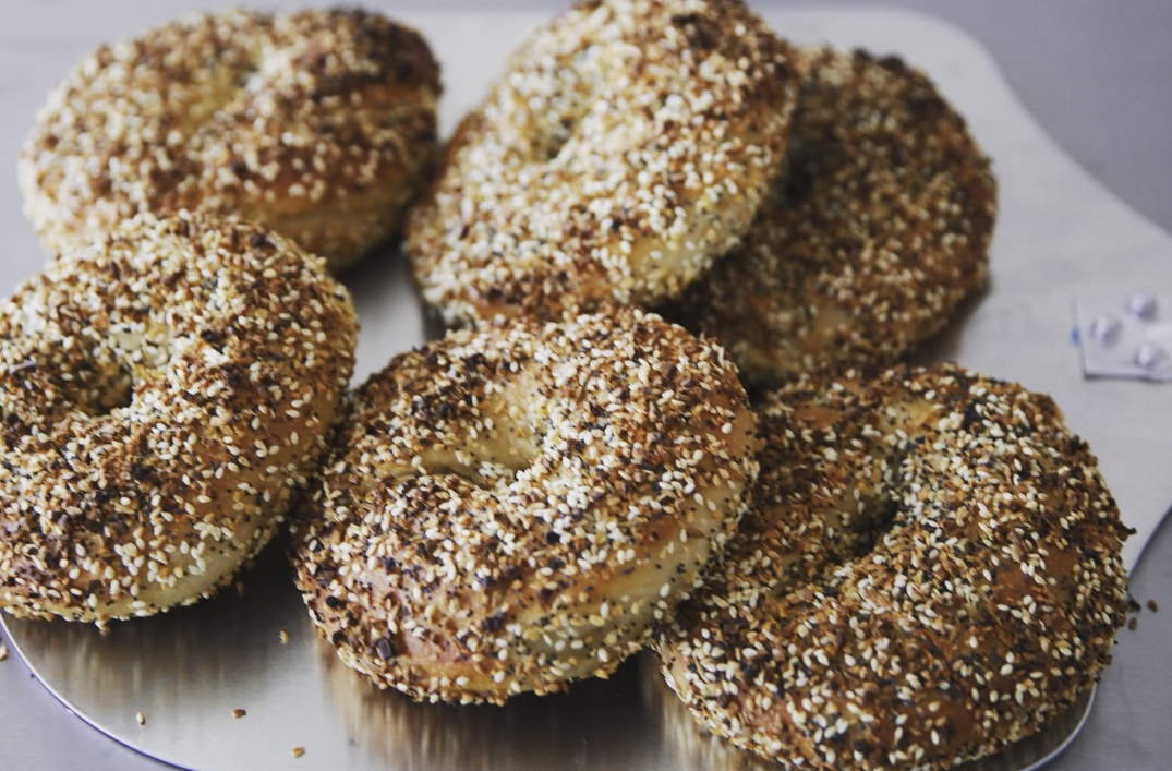 Exclusive Hot and Fresh Baked Bagel Brunch with Pop's Bagels: In Los Angeles, California (1)