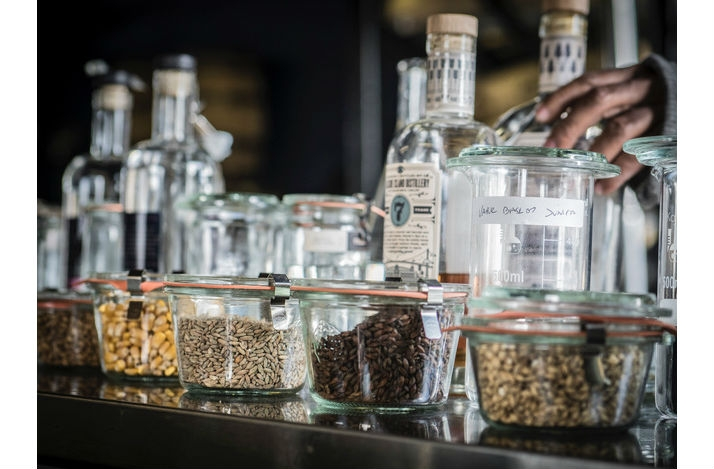 Create Your Own Signature Gin at Treecraft Distillery and Enjoy a 6 Flight Gin Tasting: In San Francisco, California (1)