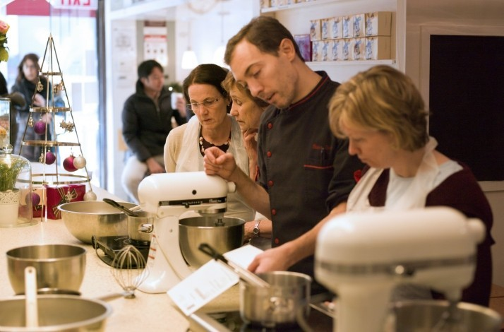 Bake your own macarons at Mille-Feuille Bakery: In New York, New York (1)
