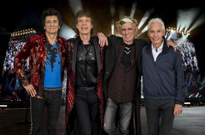 "Rolling Stones Ultimate ""No Filter"" Tour Experience: Meet the Band in U.S. with 2 Premium Tickets (1)"