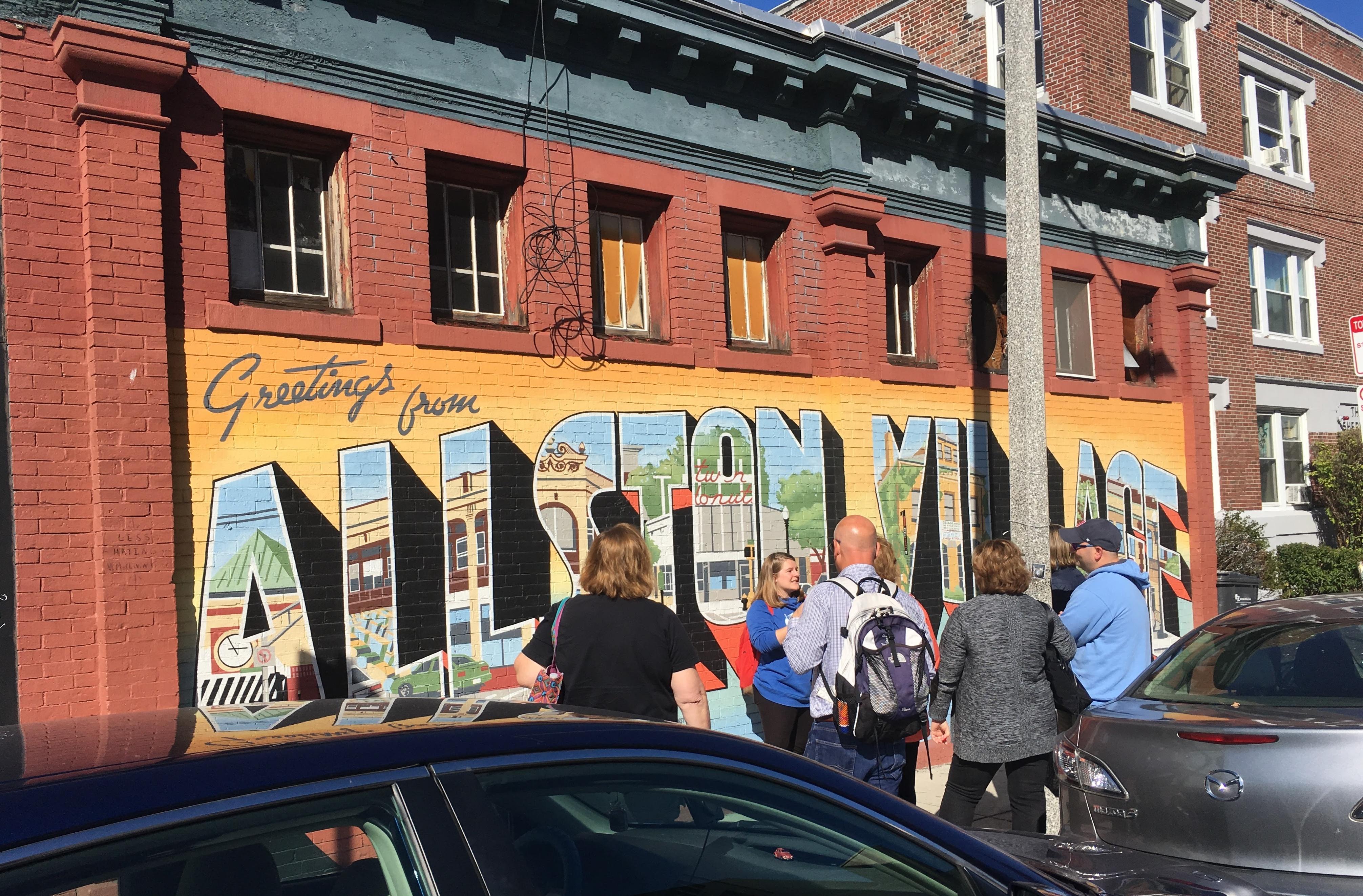 Private Allston Arts & Eats Tour: In Boston, Massachusetts (1)