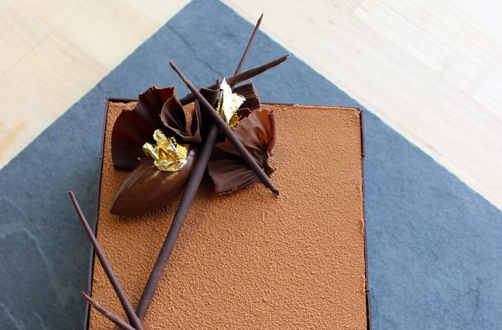 Bespoke Special Occasion Cake from Benu Pastry Chef Courtney Schmidig: In San Francisco, California