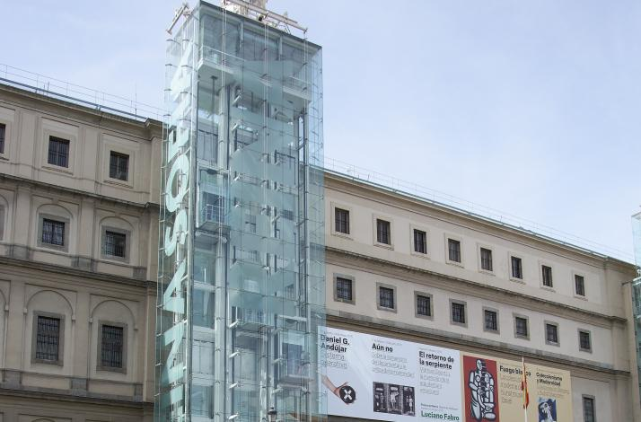 Explore the Reina Sofía Museum behind closed doors: In Madrid, Spain (1)