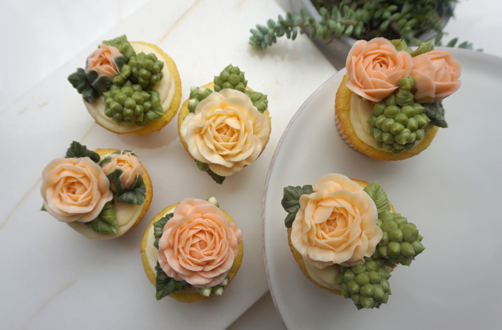 Botanic Buttercream Decorating Workshop in NYC: In New York, New York (1)