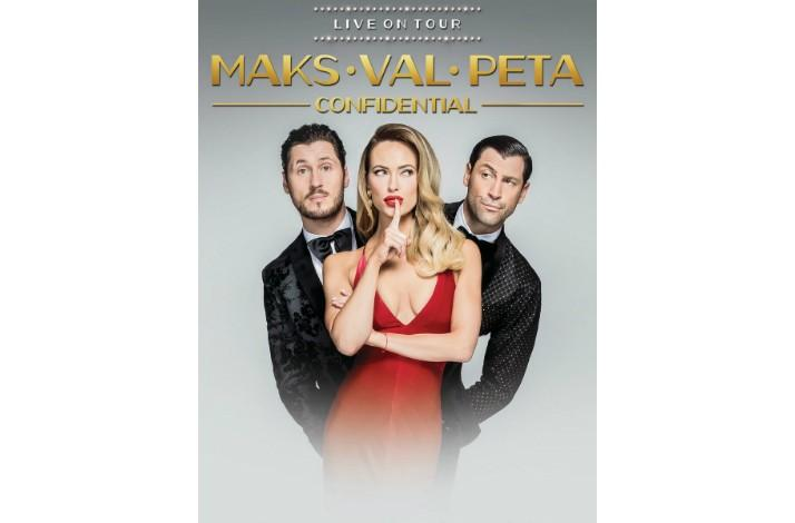 Meet maks val peta from dancing with the stars on their new meet maks val peta from dancing with the stars on their new live confidential tour in los angeles california m4hsunfo