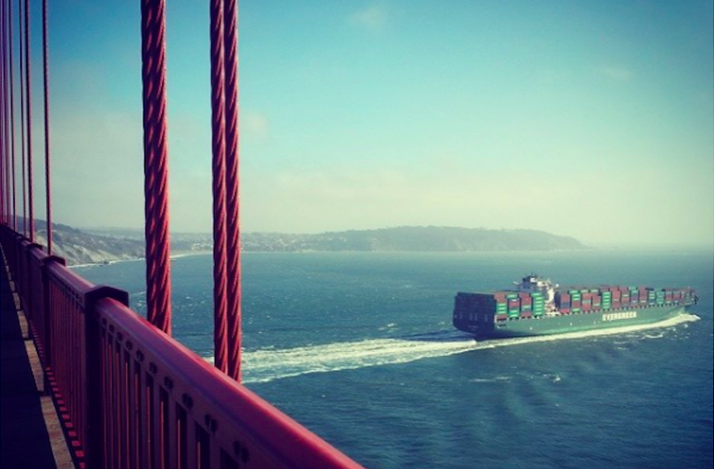 Private Guided Cycle Across the Golden Gate Bridge: In San Francisco, California (1)