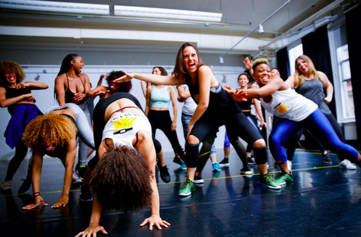 Channel Your Inner Popstar - A Private Dance Class with Banana Skirt Studios: In New York, New York (1)