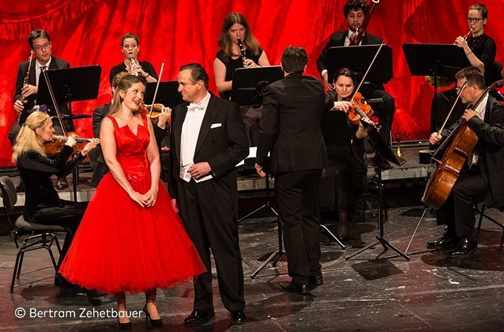 Ring in the new year with a waltz concert at Cuvilliés Theatre: In Munich, Germany (1)