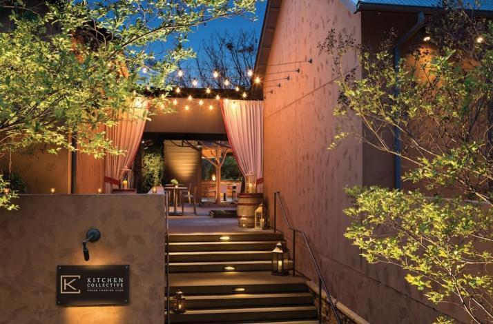 French-Inspired Dinner and Exclusive Sake Pairing at Kitchen Collective: In Napa, California (1)