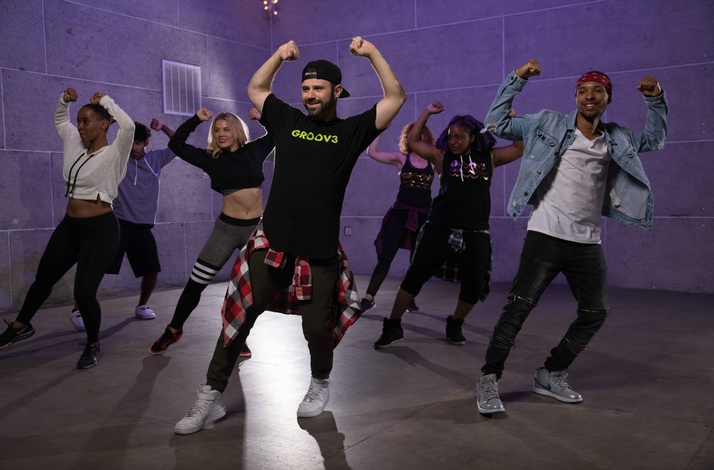 Dance Your Cares Away with Celebrity Choreographer Benjamin Allen : In West Hollywood, California (1)