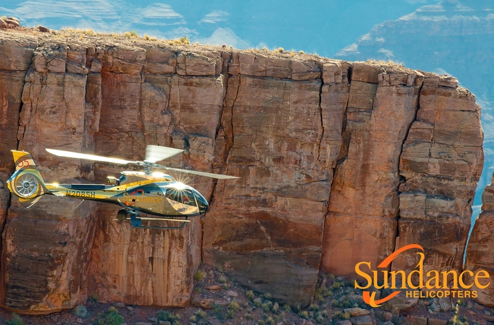 Awe-Inspiring Grand Canyon Helicopter Tour with Champagne Picnic: In Las Vegas, Nevada (1)