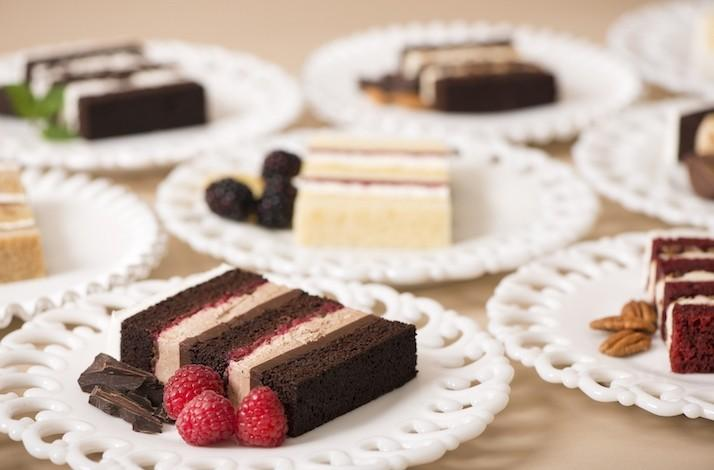 Celebrate with a Cake Tasting Party Hosted by a Food Network Celebrity Chef: In San Francisco, California