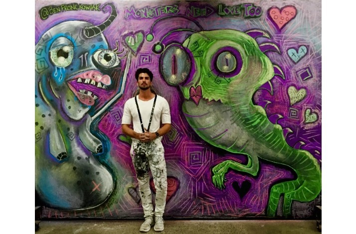 Commission a Public Work of Art in Miami's Wynwood District with Artist Ben Fronckowiak (1)