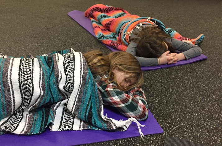Children's Mindful Movement and Imaginative Meditation: In Chicago, Illinois (1)