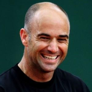 Responsive image Andre Agassi