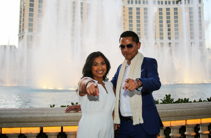 A Magical Day of Flight with Fun Photos and Food: In Las Vegas, Nevada (1)