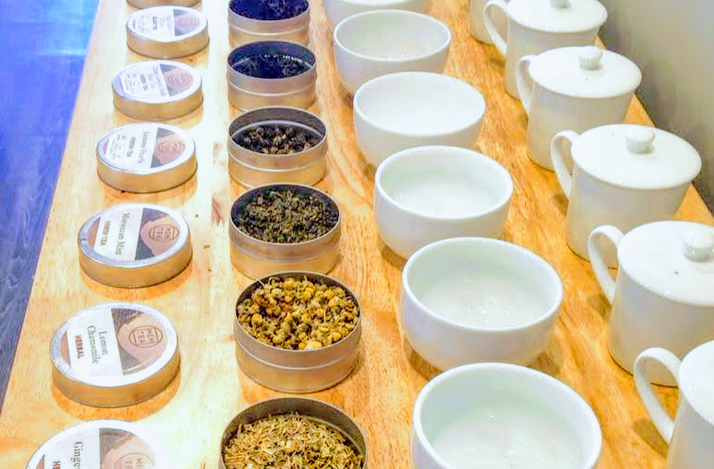 Learn Tea Blending Techniques with with MEM's Director of Education: In Cambridge, Massachusetts (1)